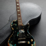 769130f247f Gibson Les Paul Studio Black over Blue inspired by Joe Strummer Tele Heavy  Aged Relic (SOLD)