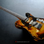 c507bea4894 Fender Telecaster Nashville Deluxe Series Copper Gold with Gold Leaf  ONE-OF-A-KIND Heavy Aged Relic (SOLD)