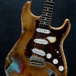 3cb6f466c03 Fender Stratocaster 60th Anniversary Rusty Gold Heavy Aged Relic (Available)